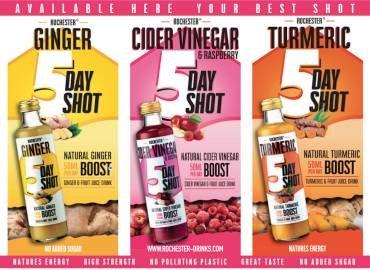 3 sundheds-shots som smager godt