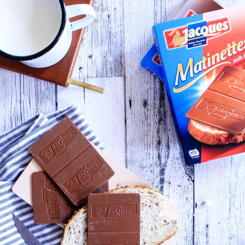 Chokoladepålæg i verdensklasse