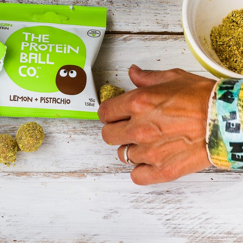 Lækre naturlige protein snacks