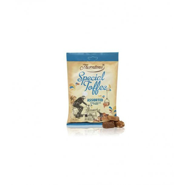 Thorntons Special toffee, Assorted
